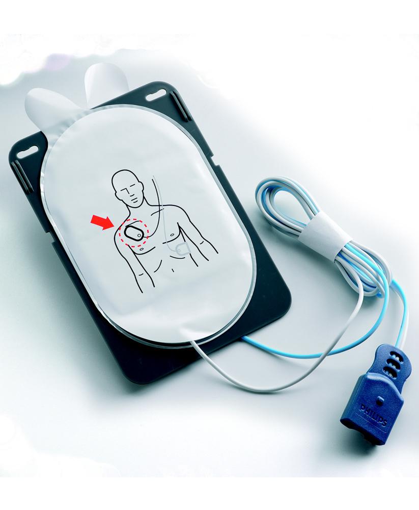 HeartStart FR3 defibrillointielektrodit