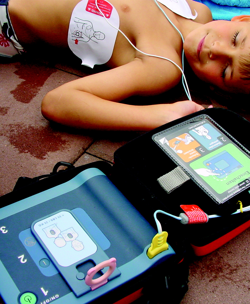 FRx defibrillaattori
