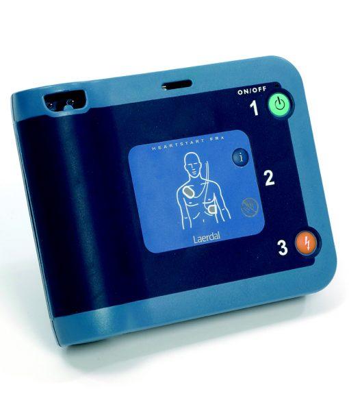 HeartStart FRx Sydäniskuri/defibrillaattori