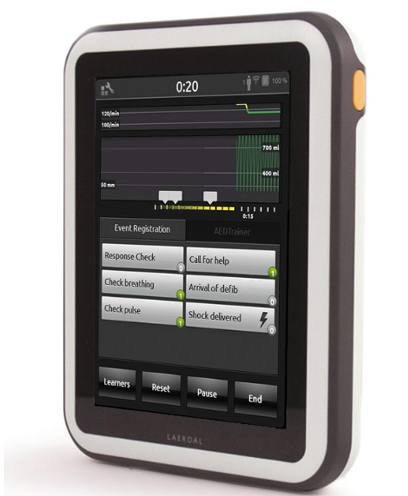 SimPad PLUS SkillReporter -palautejärjestelmä