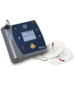 Philips HeartStart FR2 -defibrillaattorin tarvikkeet