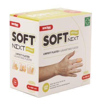 Soft -laastari, ihonvärinen
