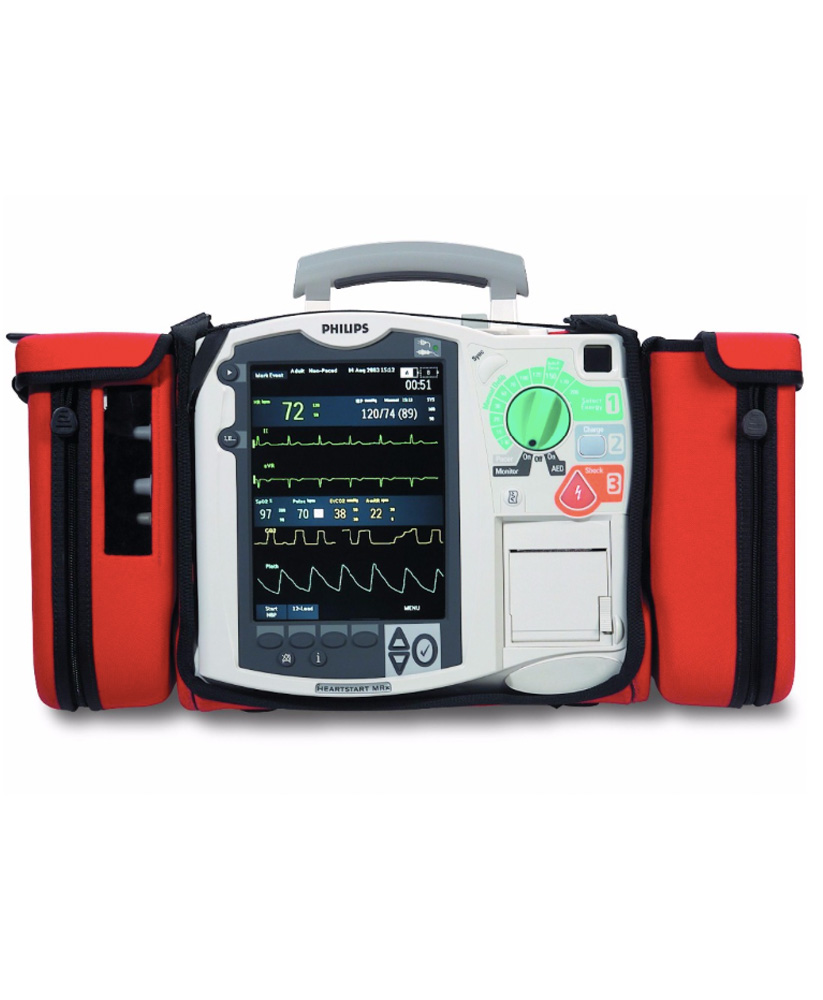 HearStart MRx defibrillaattori