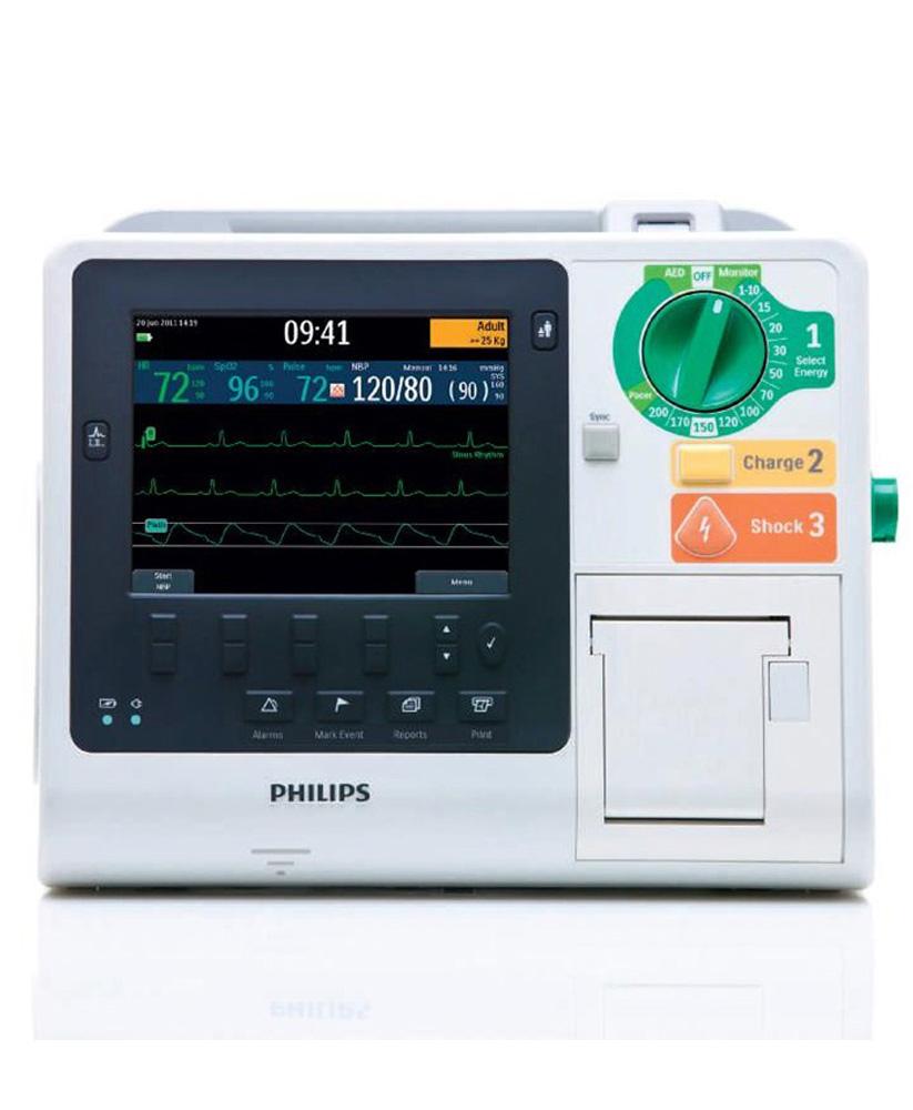HeartStart XL defibrillaattori