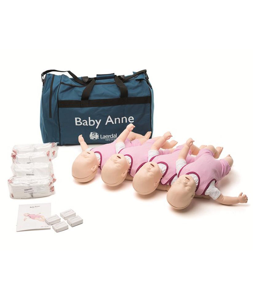 131-01050 Baby Anne 4-pakkaus