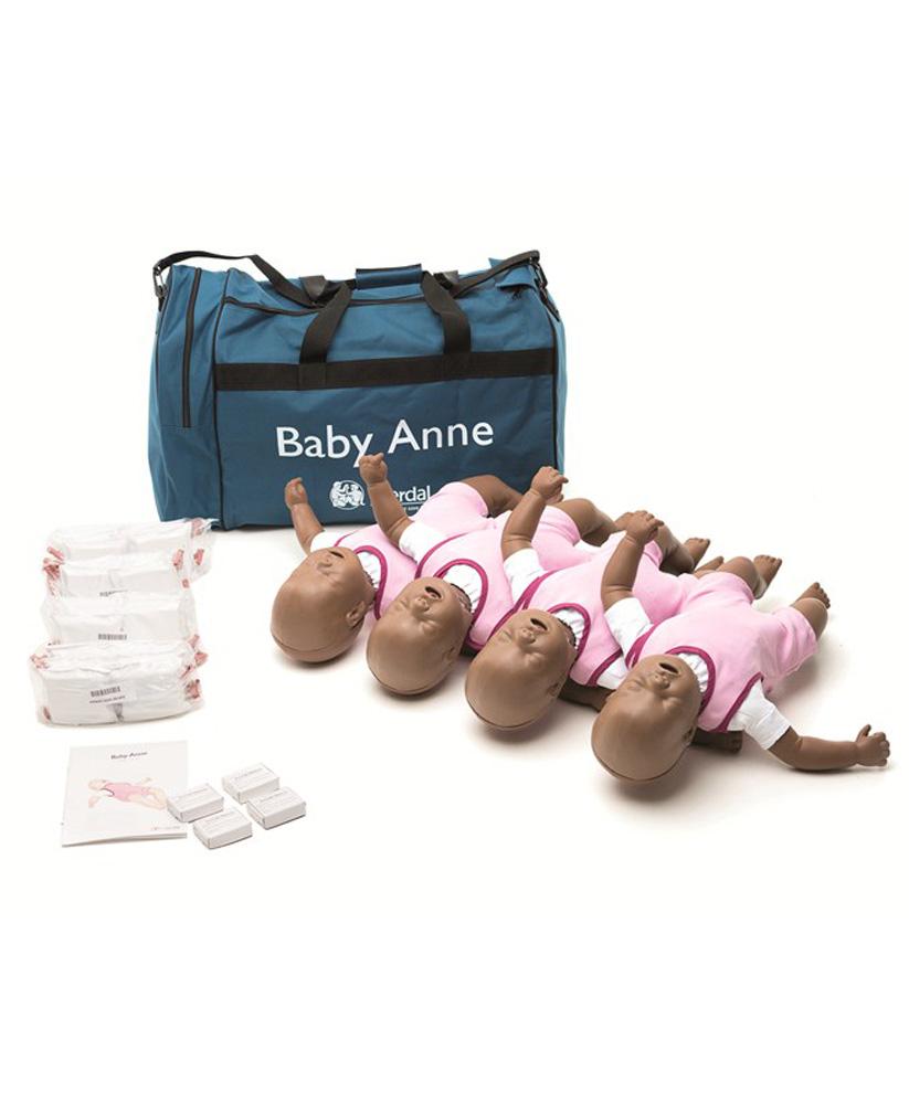 131-03050 Baby Anne 4-pakkaus, tumma
