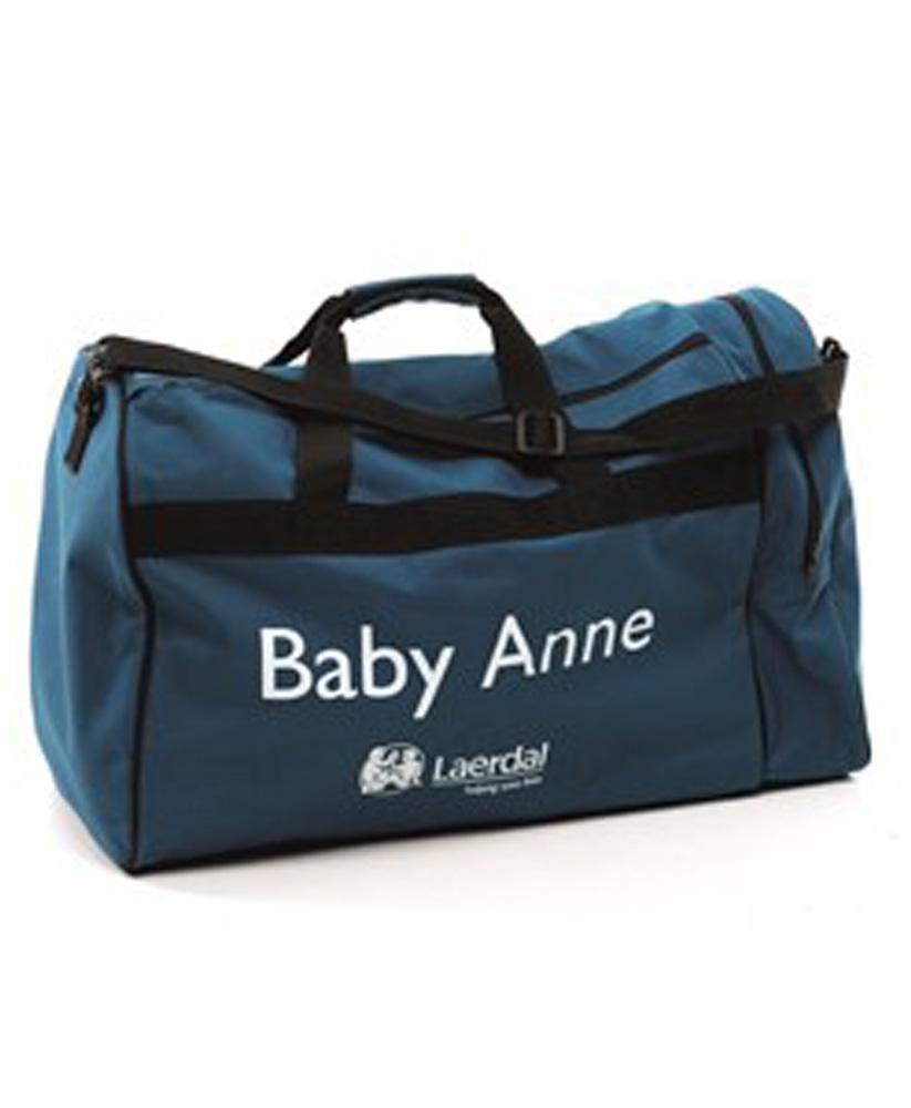 131-50450 Baby Annen kantokassi 4 nukelle