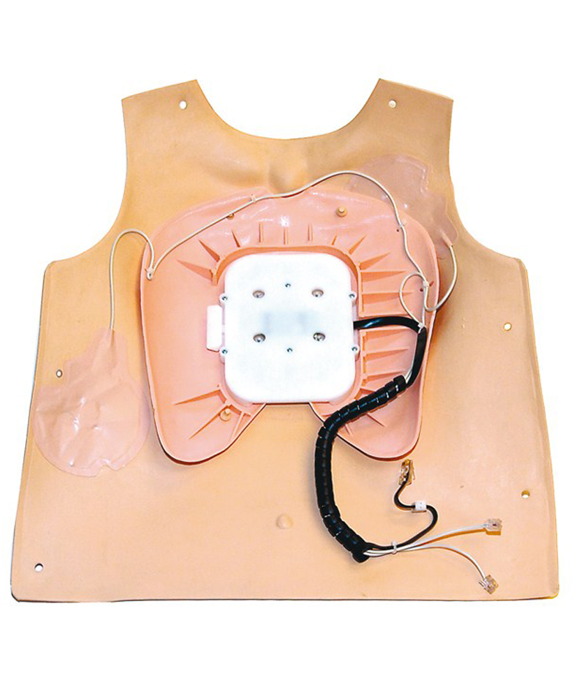 327000 Resusci Anne AED rintanahka