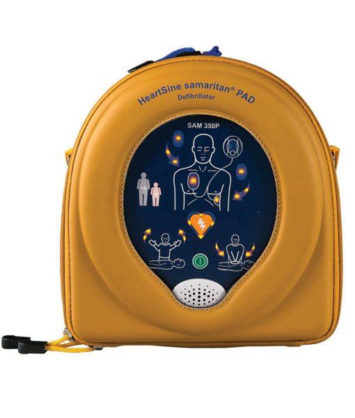 350P Samaritan AED kantolaukussa