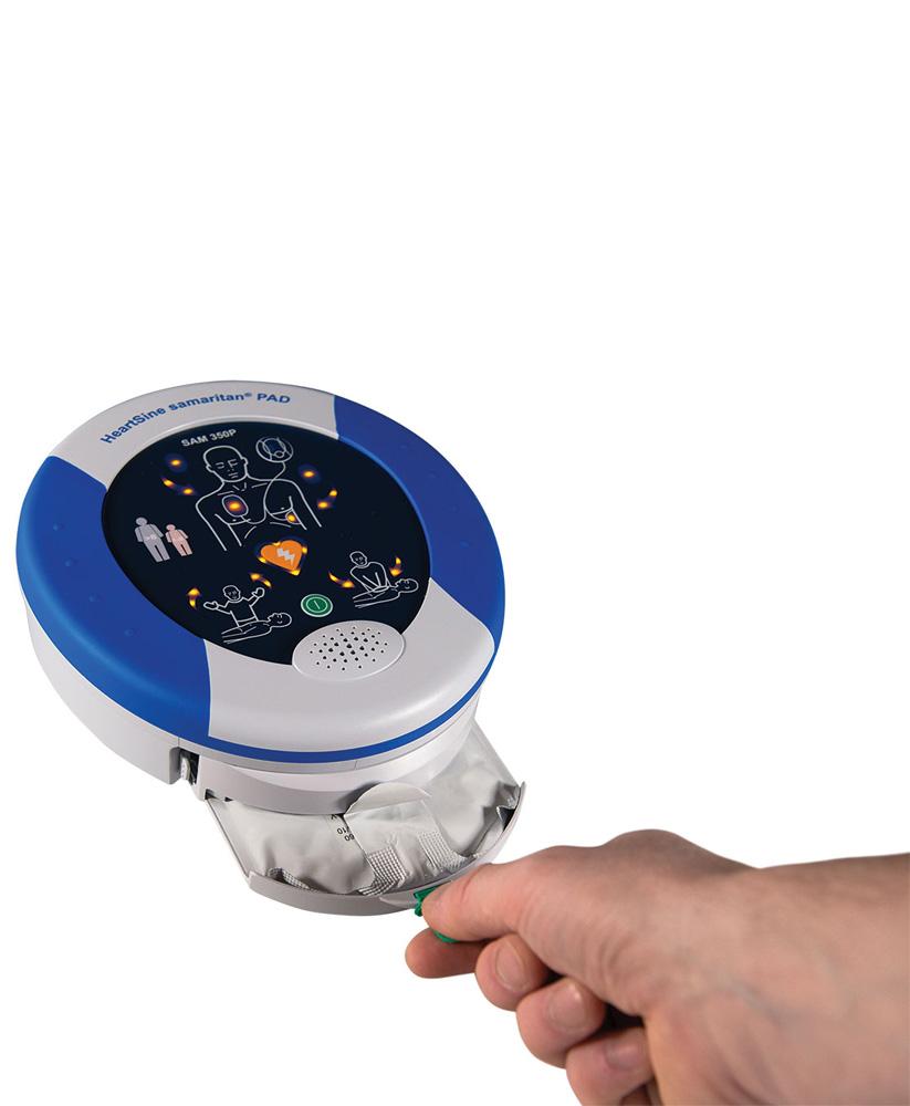 350P Samaritan AED defibrillaattori