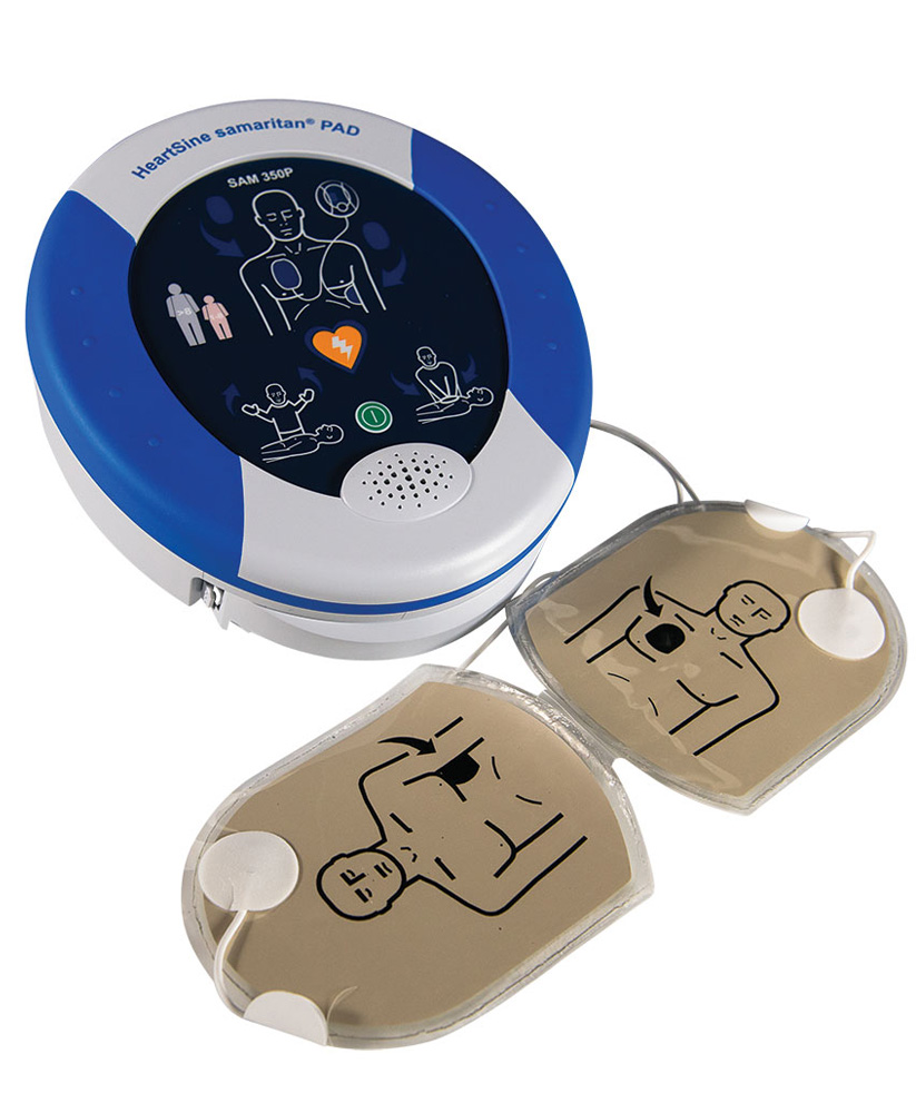 350P Samaritan defibrillaattori