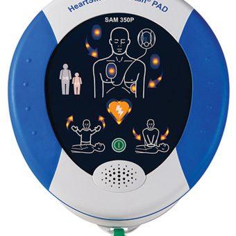 350P HeartSine Samaritan defibrillaattori