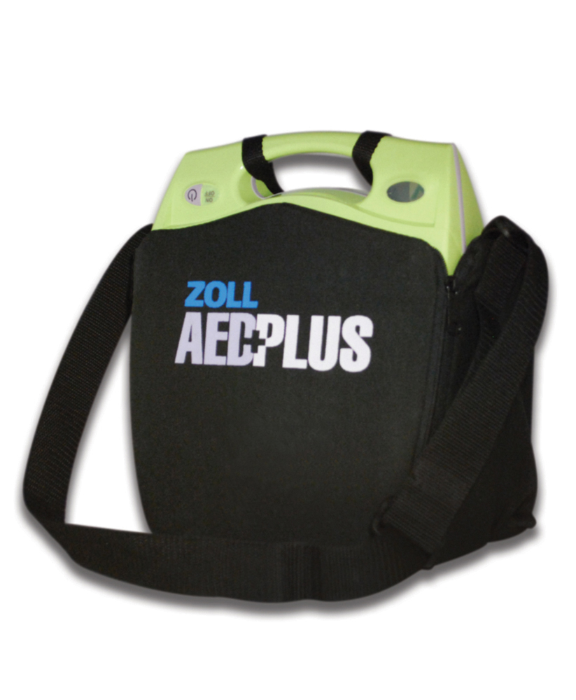 Zoll AED Plus kantolaukussa
