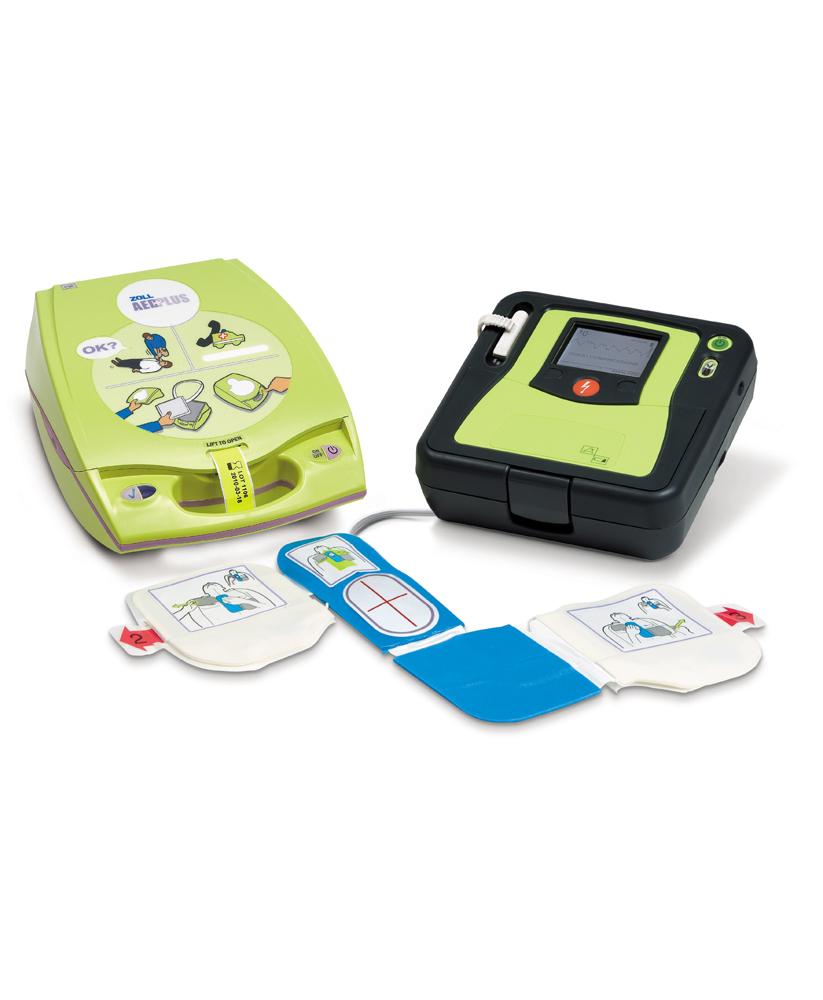 ZOLL defibrillaattorit ja tarvikkeet
