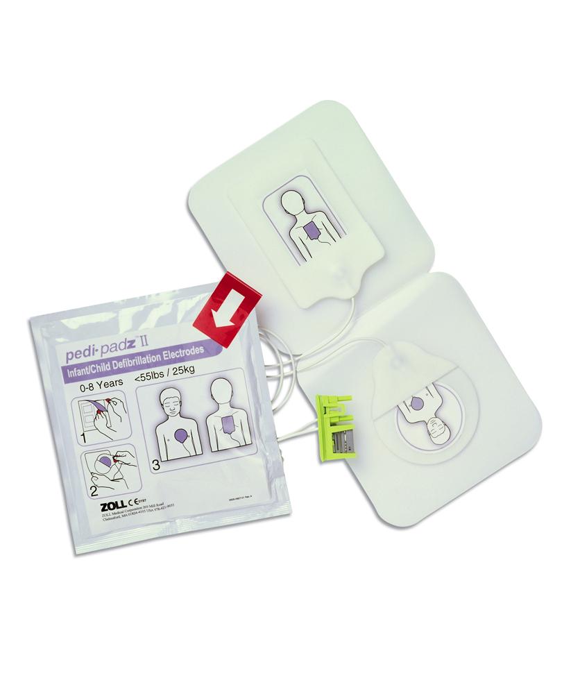 Zoll AED PLUS pedi padz