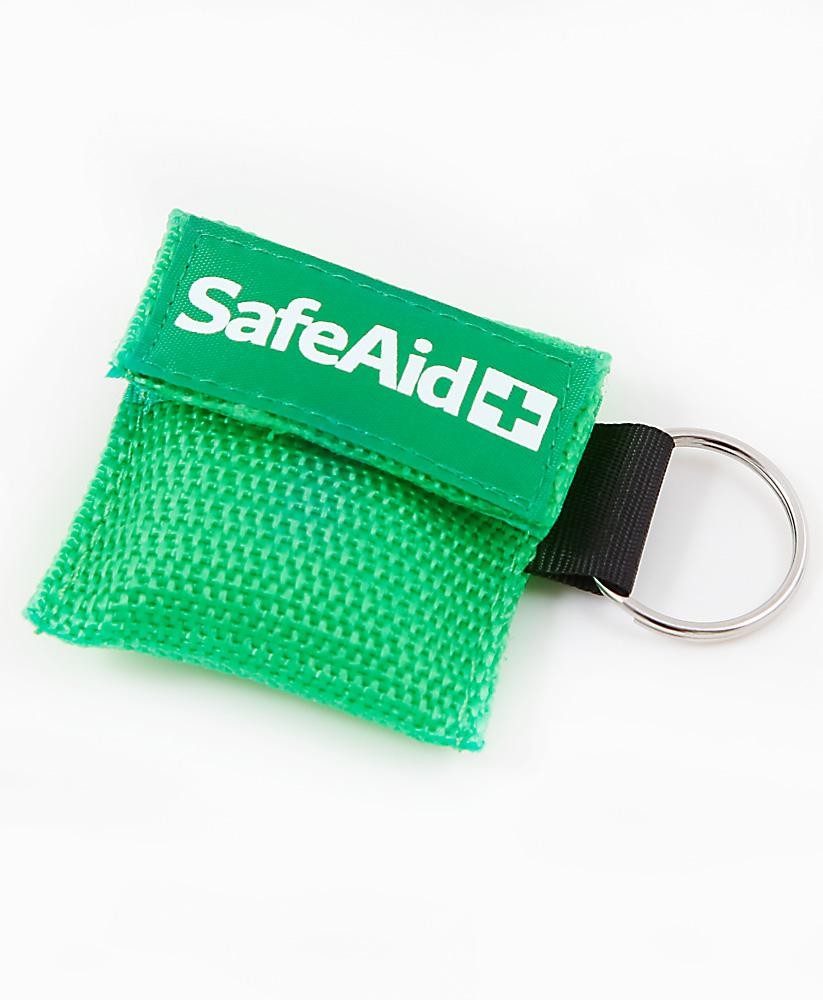 Elvytyssuoja avaimenperä, SafeAid