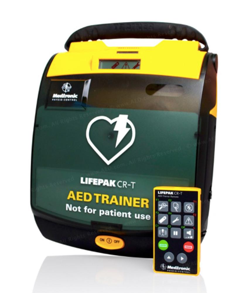Lifepak CR Plus AED Trainer