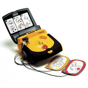 Lifepak CR+ maallikkodefibrillaattori