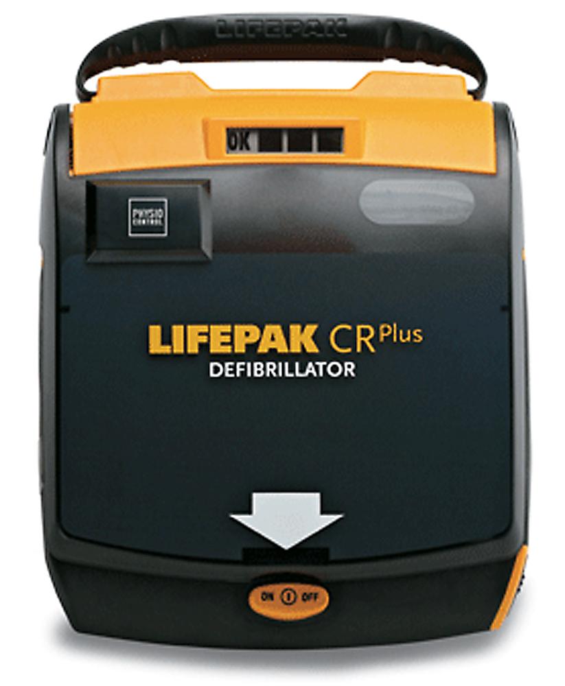 Lifepak CR+ defibrillaattori