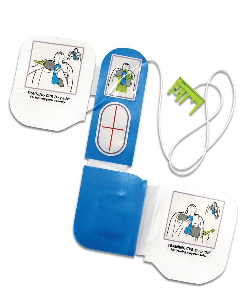Zoll CPR-D harjoituselektrodit