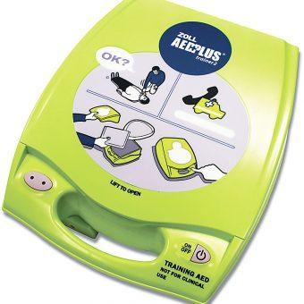 Zoll AED Plus Trainer harjoitusdefibrillaattori