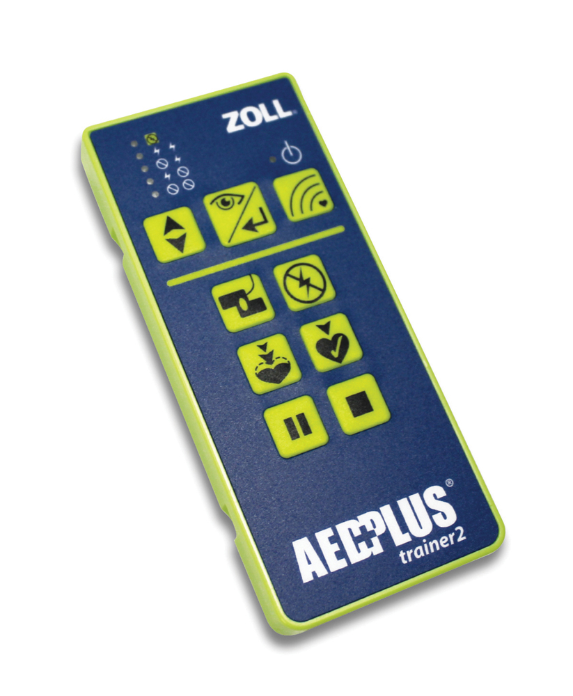 Zoll AED Trainer kaukosäädin
