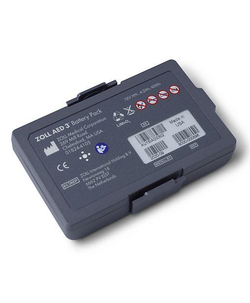 Zoll AED 3 akku