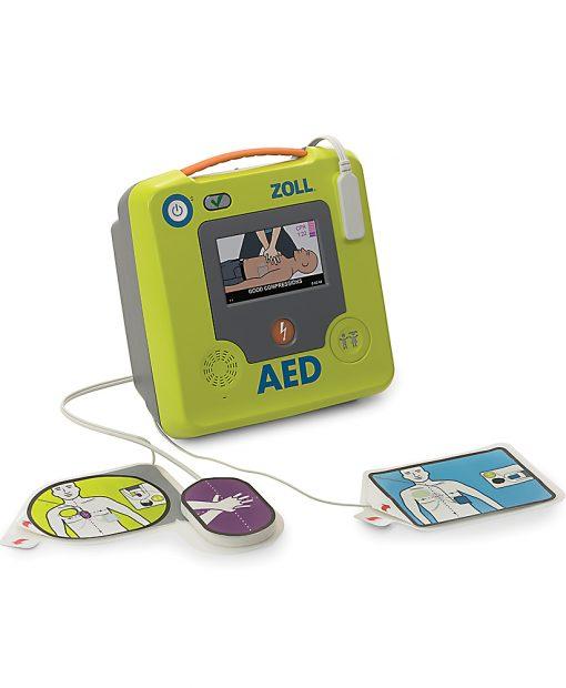 Zoll AED3 puoliautomaattinen defibrillaattori