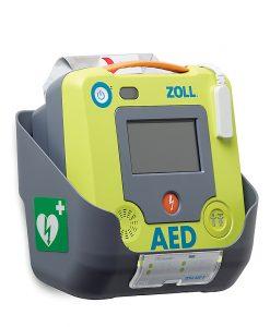 Zoll AED3 seinäteline