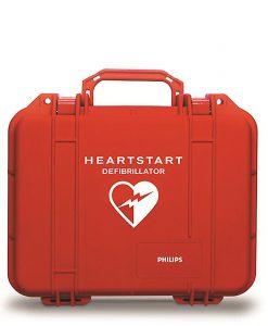 HeartStart FRx vesitiivis kantolaukku