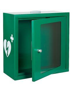 ASB1020G Seinäkaappi defibrillaattorille