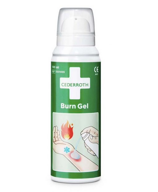 Burn Gel 100 ml 51011005