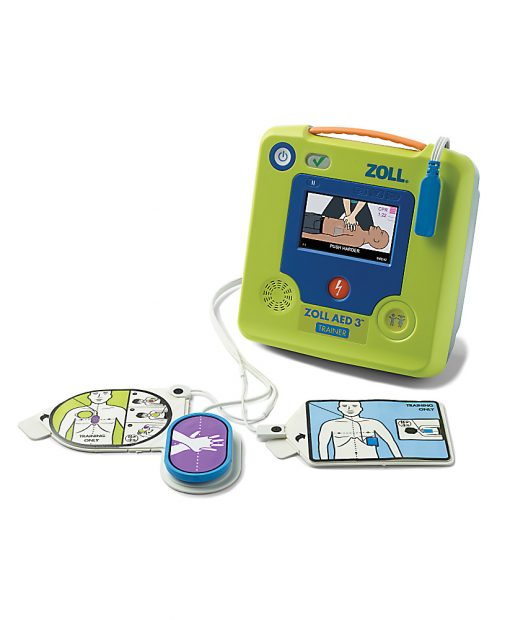 Zoll AED3 harjoitusdeffa