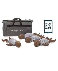134-03050 Little Baby QCPR 4 pack tumma