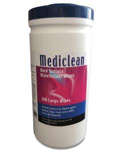 Mediclean puhdistupyyhkeet