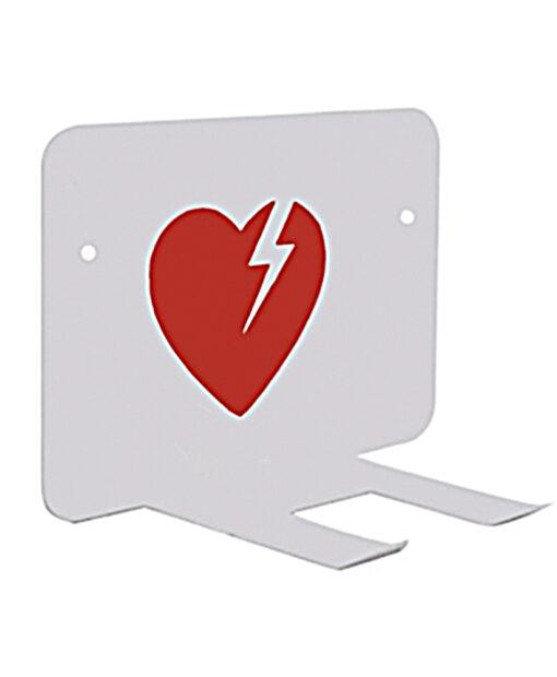 Lifepak CR2 AED seinäteline 11210-000046